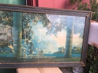 Great collection of Maxfield-Parrish and A. Fox art old can see at Harrys Secondhand warehouse corner 9st and Cleveland Ave Santa Rosa daily 10/4:00 closed Monday 15 morepieces