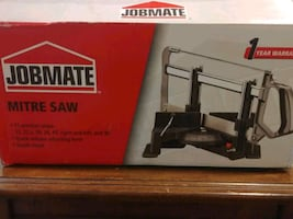 manual Mitersaw  never used