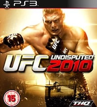 UFC 2 PS4 game case Airdrie, T4B 1K5