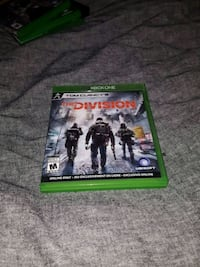 Xbox One Tom Clancy's The Division game  Redding, 96002