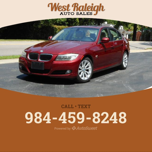 Bmw Xdrive For Sale: Used 2011 BMW 328i XDrive 328i XDrive For Sale In Raleigh