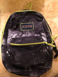 black and green Jansport backpack Herndon, 20170