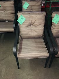 #WAL278 - NEW - Patio Chair Galion