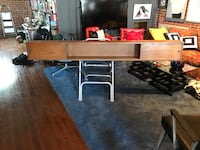Bed Headboard/ Floating Mid Century Console Table Los Angeles, 90021
