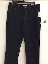 Charlotte Russe jeans, size 12, never worn Smithtown, 11787