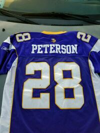 Adrian Peterson fully stitched original never worn Fremont, 94536