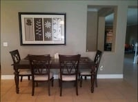 Dining room table with 4 chairs Orlando, 32829