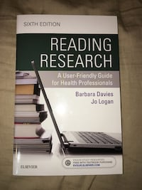 Reading Research: A User-Friendly Guide for Health Professionals Richmond, V6X