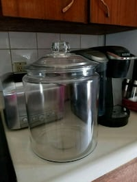 Extra Extra Large Glass Storage Jar  Toronto, M9N