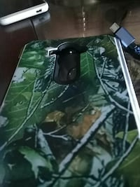 green and black tree camouflage smartphone case Macon, 62544