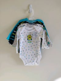 Brand new baby boy long sleeve bodysuit set It#111 Brampton, L6S 4H9
