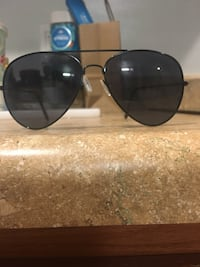 Sunglasses- Aviator style with Polycarbonate lenses- Negotiable on price! Allentown, 18104