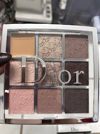 DIOR BACKSTAGE EYESHADOW Palette IN 002 Cool Neutrals Makeup