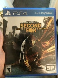 Infamous second son Augusta, 30909