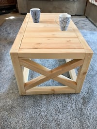 AHŞAP Coffee table ( orta sehpa )