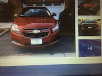 Chevrolet - Cruze -  [TL_HIDDEN]  KMS-1 owner- Excellent condition Mississauga