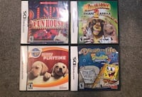 Video Games - Used/New - PS2, PS4, PSP, PSP1, Nintendo DS