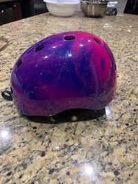 Kids bike helmet