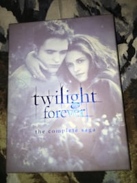 Twilight complete collection DVDs High Point, 27260