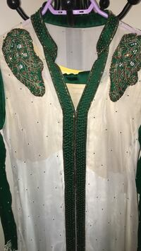 Indian Pakistani Dress Clothes Desi Gown for Wedding
