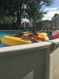 24' Great Escape pool and deck. 5 years old Strongsville, 44149