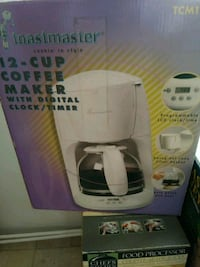 12-cup coffee maker brand new Carteret, 07008