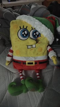 Spongebob squarepants plush toy St. Joseph, 64506