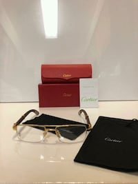 gold frame cartiers Silver Spring, 20904