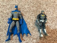 Collectable Batman and toy batman Lovettsville, 20180