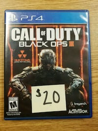 Call of Duty Black Ops 3 PS4 Green Bay, 54304