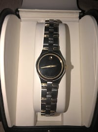 Ladies Movado watch WAYNE