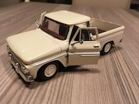 Chevrolet pickup 1/24 diecast metal model araç araba