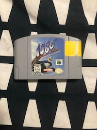 Nintendo N64 Game 1080 Brantford, N3V