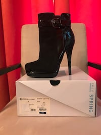 Sexy Black Stiletto Booties size 7 Silver Spring, 20902