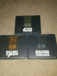 Star Wars CD Soundtrack Special Edition Collection Gaithersburg, 20879