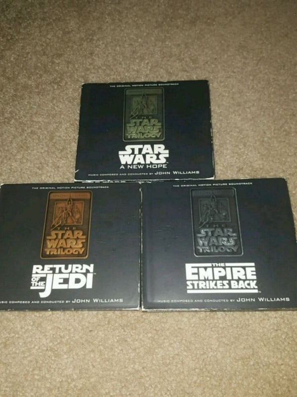 Star Wars CD Soundtrack Special Edition Collection a94ca679-7d72-4860-959d-4b3db8a4d101