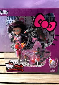 Kelly Hello Kitty Club Pinto
