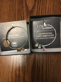 Alex and ani bracelets. 15.00 for pair Worcester, 01606