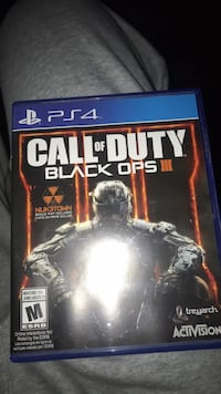Black ops 3 Ps4 543 km