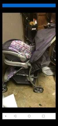 baby's black and purple stroller screenshot Tacoma, 98406