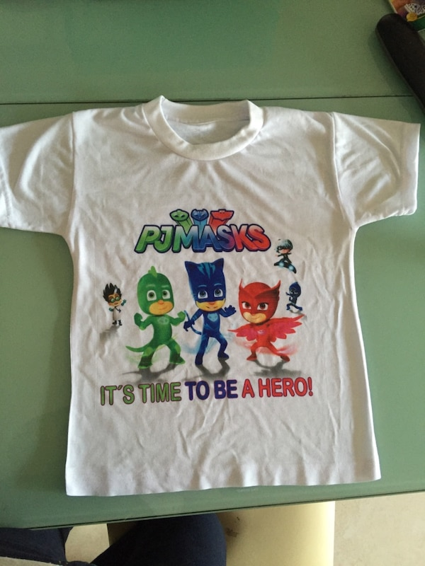 4df683c5a58 Used Pj mask t-shirt for sale in Pinecrest - letgo