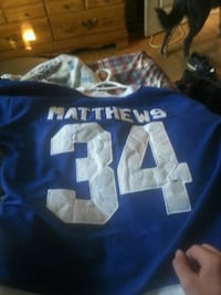 Austin Mathews Jersey. 2 seasons old Calgary, T2B 1T2