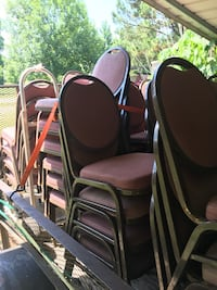 Nice chairs. I have 77. Must buy 10 at a time Augusta, 30909