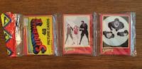 1980 Topps Superman 2 unopened rack pack cards. Northport, 11768