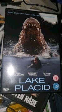 Lake Placid DVD  Oslo kommune, 0986
