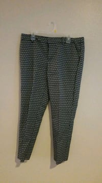 women's black and gray pants Temecula, 92592
