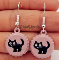 Kitty Earrings Frederick, 21701