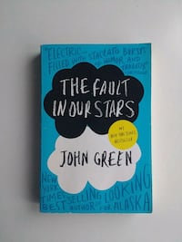 The fault in our stars John Green Mississauga, L5B 4B1