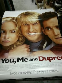 You Me and Dupree poster North Las Vegas, 89030