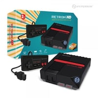 Hyperkin Retron 1 HD Gaming Console for NES, Black Calgary